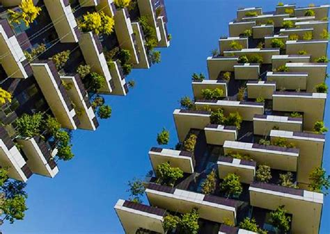 Interesting Floor Plans bosco verticale world s first vertical forest is finally
