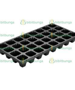 Tray Semai Pot Tray 72 Lubang jual tray semai 105 lubang bibitbunga