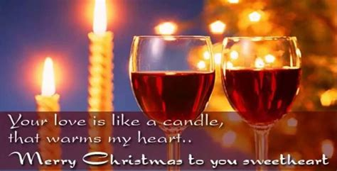 merry christmas wishes  girlfriend  wife  quotes messages