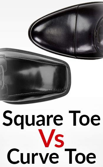 Vs Square squared vs curved toe shape dress shoes which one wins 3 pros for square curve toed shoes