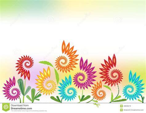 imagenes de rosas alegres fondo alegre de la primavera con las flores futuristas