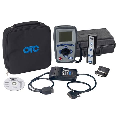 tpms reset tool o reilly tpms scan tool with tpr reset tool kit otc 3870tpr11