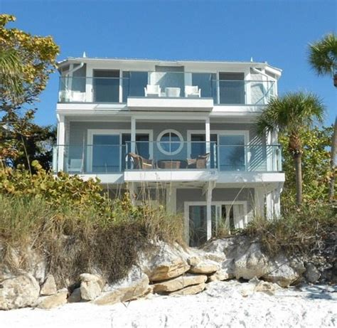 beachfront cottages florida white decor in a remodeled vintage cottage on