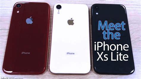 meet the iphone xs lite