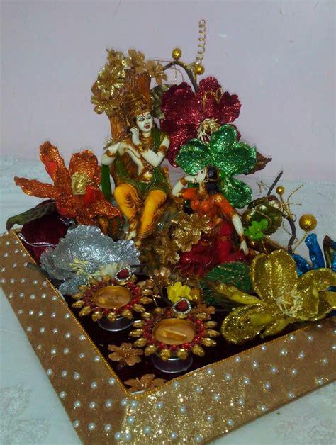 radha krishna themes com rose n wrap engagement ring platter made on radha krishna