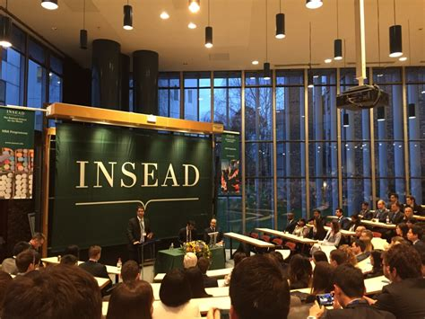 Insead Abu Dhabi Executive Mba by Insead Impressions Of Fontainebleau The Insead