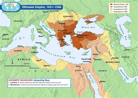 History Of The Ottoman Empire by Map Of Ottoman Empire 1900 Search