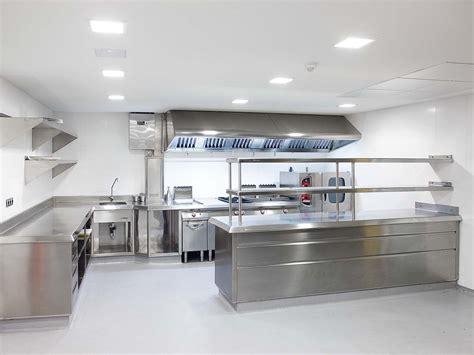 Comercial Kitchen Design Equipamiento Cocina Industrial