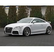 B&ampB Tuning Offers More Power For The Audi TT RS