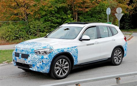 Bmw Electric Suv 2020 by Bmw Ix3 Electric Suv Concept Coming Next Month Production