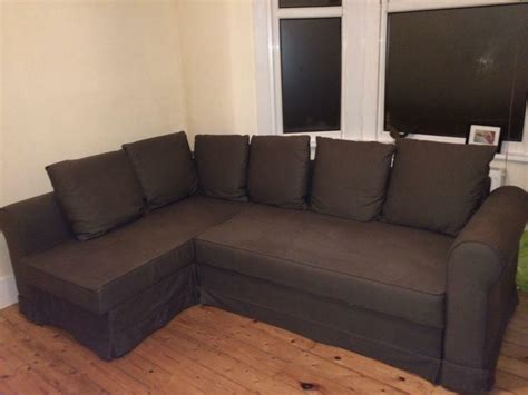Sofas On Gumtree by Ikea Moheda Corner Sofa Bed For Sale United Kingdom