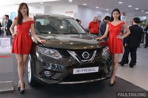 Nissan Service Malaysia 2015 Nissan X Trail Launched In Malaysia From Rm143k