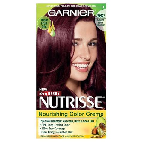 garnier nutrisse hair color chart best 25 garnier hair color ideas on hair