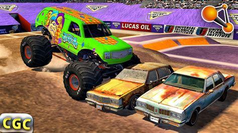 monster trucks crash videos monster trucks crashes www pixshark com images
