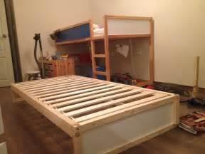 ikea bunk bed kura ikea kura bunk bed hack www imgkid the image kid