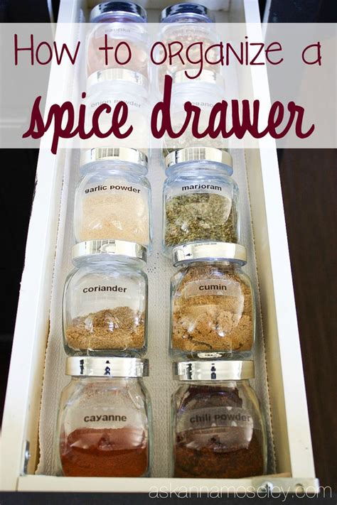 how to organize spice cabinet 1000 ideas about spice cabinet organize on