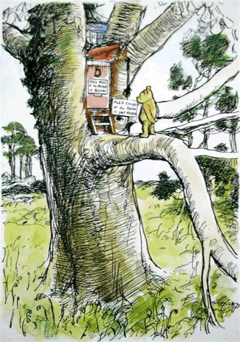 winnie the pooh tree winnie the pooh pictures picture winnie the pooh