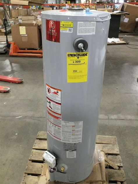 state select water heater state select 40 gallon gas water heater gs640ybrt 300 ebay