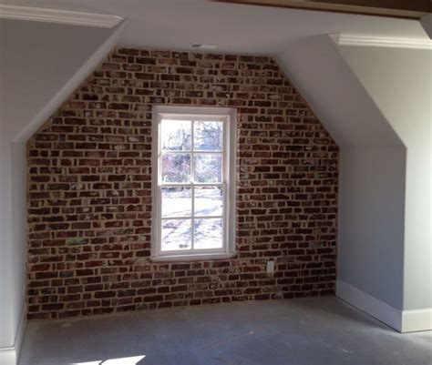 brick accent wall accent wall brick details pinterest