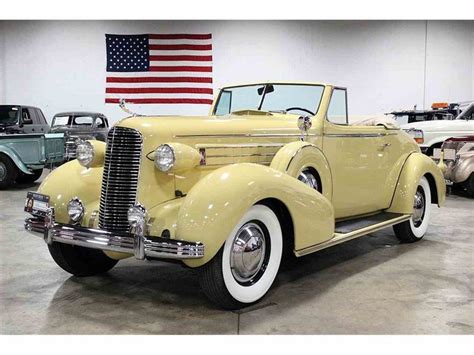 1936 cadillac for sale 1936 cadillac series 60 convertible for sale classiccars