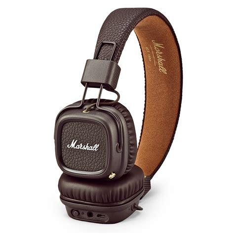 major ii bluetooth wireless headphones marshall