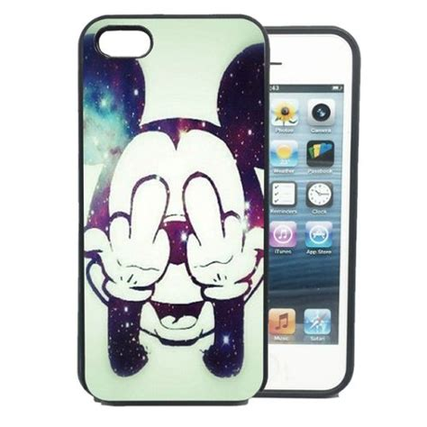 coque housse iphone 4 4s mickey mouse disney swag obey design