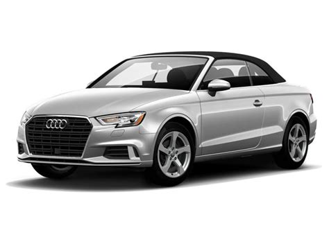 2019 Audi A3 Cabriolet Digital Showroom Maple Hill Auto
