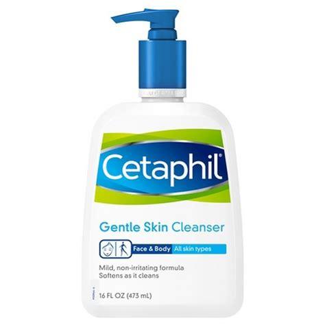 Pelembab Free cetaphil skin cleanser 16 oz target