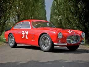 Maserati 47 Coupe Maserati A6g 2000 Coupe 1954 57