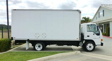 suzuki box truck 2000 isuzu 16 box truck