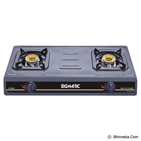 Dan Spesifikasi Kompor Gas Hock jual sigmatic kompor gas portable spc2mmb murah