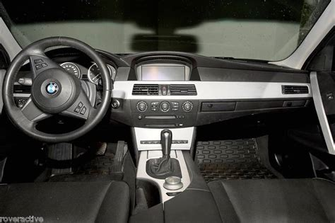 download car manuals 2007 bmw 530 interior lighting bmw genuine e60 e61 5 series sedan touring 2004 2007 aluminum interior trim kit ebay