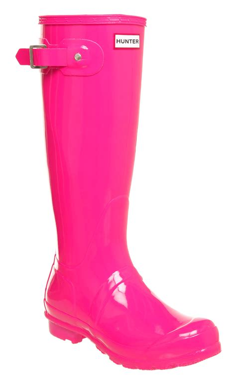 pink boots for womens festival fluro neon pink boots ebay