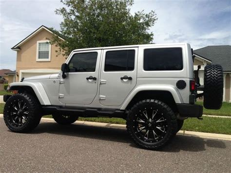 2012 Jeep Wrangler Unlimited 4 Door Find Used 2012 Jeep Wrangler Unlimited Sport