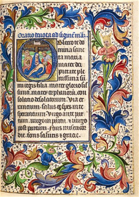 miniature medievali lettere araldi vangelo missioni mariane