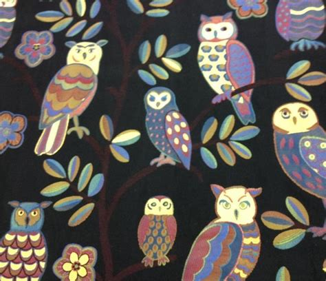 owl upholstery fabric wiseguy black woven owl upholstery fabric contemporary