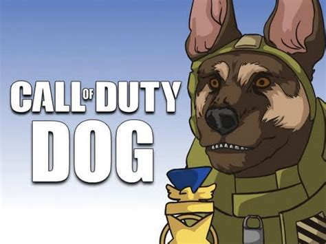 Call Of Duty Dog Meme - call of duty dog youtube
