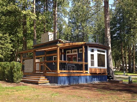 Tiny House Models by San Juan Cottage From West Coast Homes Tiny House For Us