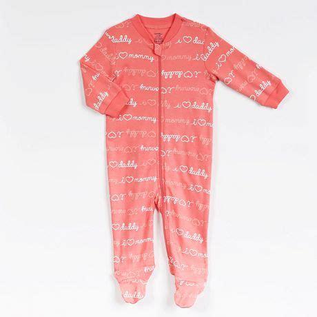 Baby Sleepers Walmart by George Baby Girls Sleeper Walmart Ca
