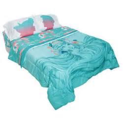 Ariel Bedroom Set Disney The Mermaid Sketch Comforter