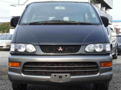 mitsubishi delica space gear mitsubishi delica space gear 1997 used for sale