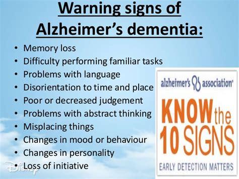 dementia mood swings dementia presentation