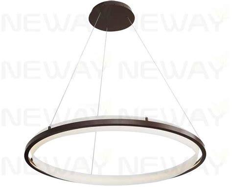 Circular Pendant Light Modern Circular Hanging Lights Pendant Lighting 450mm 600mm 900mm Modern Circular Led Suspension