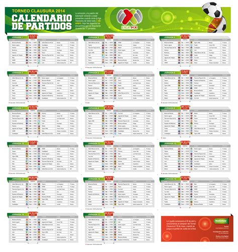 Calendario Futbol Mexicano 2015 Search Results For Liga Mx Clausura 2016 Calendario