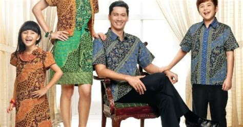 Sarimbit Kemeja Gamis Batik Srg314 315 model baju batik keris modern model baju batik terbaru