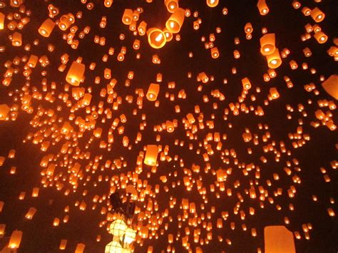 Make Flying Paper Lanterns - how to make flying paper lanterns ehow html autos weblog