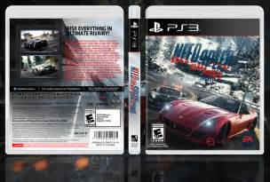 need for speed rivals playstation 3 box art cover by