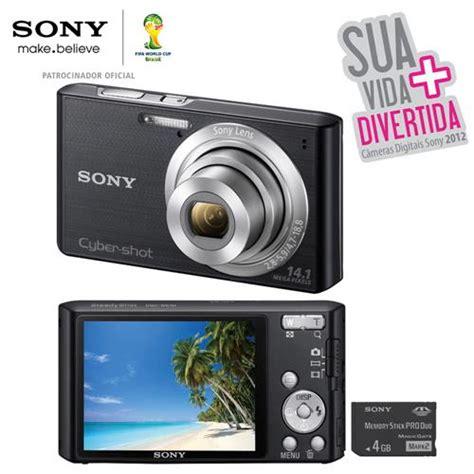 Kamera Sony Dsc W610 P c 226 mera sony dsc w610 preta c 14 1mp lcd 2 7 zoom