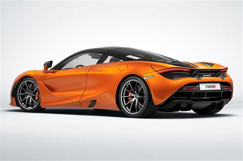 mclaren 720s first look 2018 mclaren 720s automobile magazine