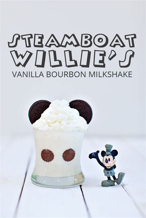 steamboat cocktail steamboat willie s milkshake a disney inspired cocktail